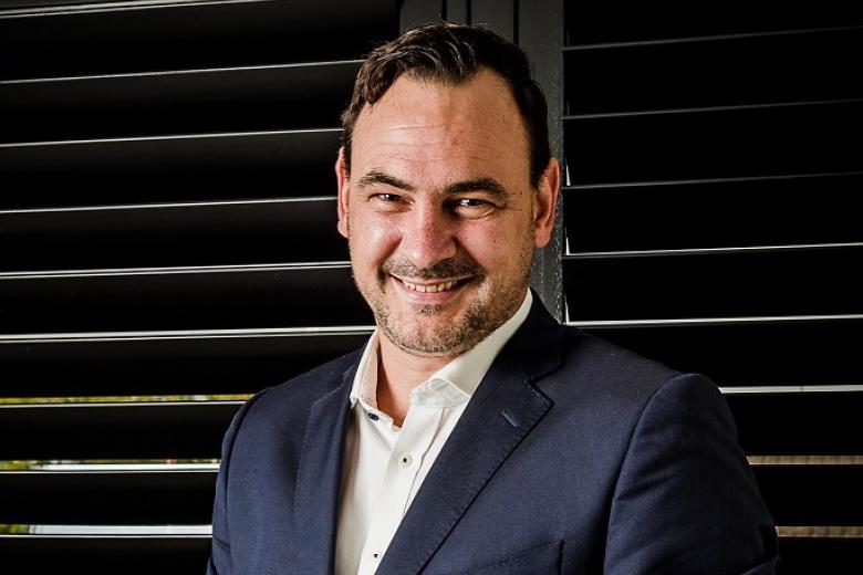 Bram Raaijmakers nowym dyrektorem generalnym firmy Jasno shutters bv