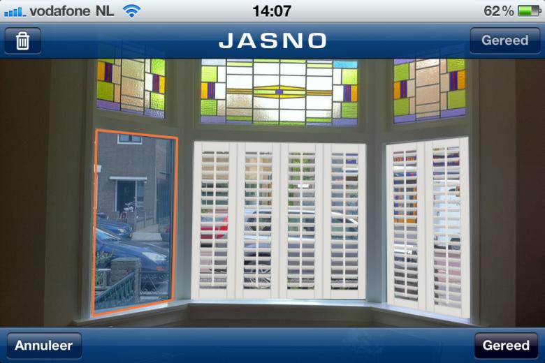 JASNO Foto-aplikacja dla shuttersów